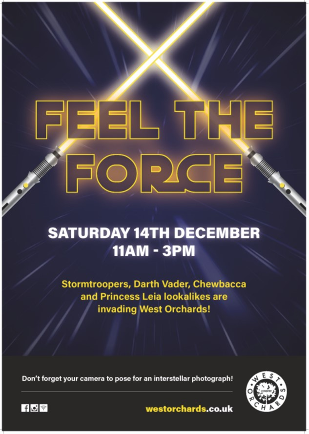 FEEL THE FORCE – 14 Dec