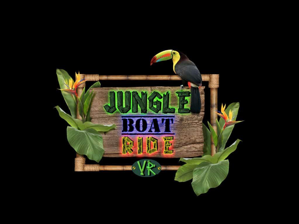 Jungle Boat Ride VR